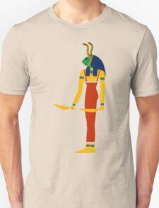Qed Her   Egyptian Gods, Goddesses, and Deities Unisex T-Shirt