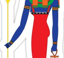 Sekhmet [FRESH Colors] | Egyptian Gods, Goddesses, and Deities Sticker