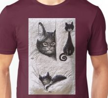 Exclusive: CATS  LOVE / My Creations Artistic Sculpture Relief fact Main 20  (c)(h) by Olao-Olavia / Okaio Créations Unisex T-Shirt