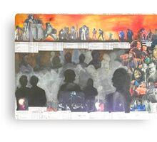 James Brown (A Tribute) Canvas Print