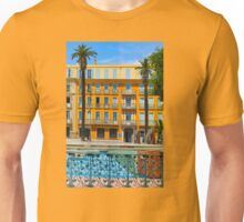The town of Hyeres, French Riviera Unisex T-Shirt