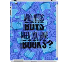 More Nerdy Book Stuff  iPad Case/Skin
