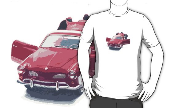 Karmann Ghia by alastairc