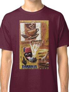 """Single ever seen """"Banania story"""" version 5 : My Creations Artistic Sculpture Relief fact Main 19  (c)(h) by Olao-Olavia / Okaio Créations Classic T-Shirt"""