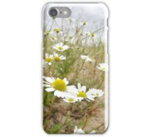 White n Yellow Lisfannon beach County Donegal Ireland iPhone Case/Skin