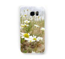 White n Yellow Lisfannon beach County Donegal Ireland Samsung Galaxy Case/Skin