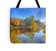 Fall in Wisconsin Tote Bag