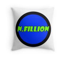 N.Fillion Throw Pillow