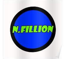 N.Fillion Poster