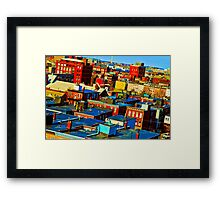 Boston, Massachusetts Framed Print