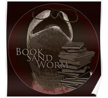 Book Sand Worm Poster
