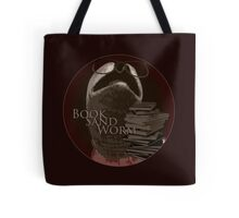 Book Sand Worm Tote Bag