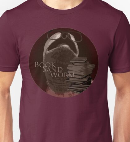 Book Sand Worm Unisex T-Shirt
