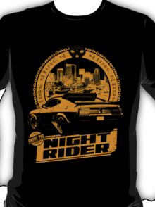 Night Rider (black) T-Shirt