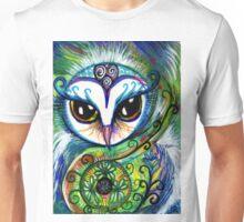 The Shining One, original illustration by Sheridon Rayment Unisex T-Shirt