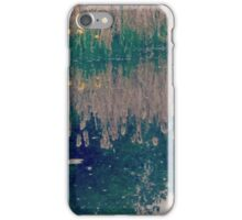 Reflections of Cattails  iPhone Case/Skin
