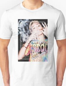 Miley Smoking T-Shirt