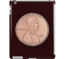 Deadpool Penny 02 iPad Case/Skin