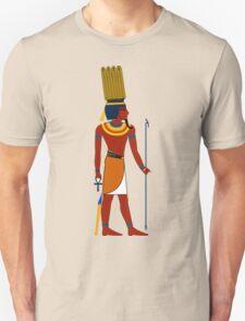 Shu   Egyptian Gods, Goddesses, and Deities Unisex T-Shirt