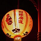 Chinese Lantern by Deb Gibbons