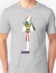 Osiris Version 2   Egyptian Gods, Goddesses, and Deities Unisex T-Shirt