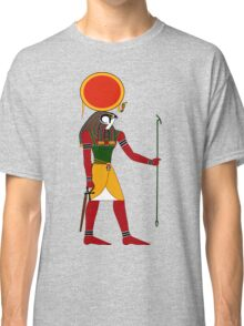 Ra or Re Version 2   Egyptian Gods, Goddesses, and Deities Classic T-Shirt