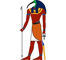 Thoth | Egyptian Gods, Goddesses, and Deities Photographic Print