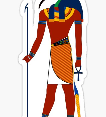 Thoth | Egyptian Gods, Goddesses, and Deities Sticker