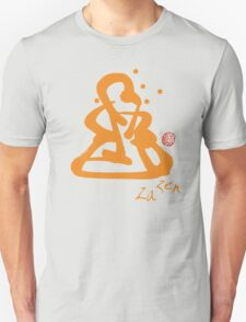Za Zen - Orange Awakening Unisex T-Shirt