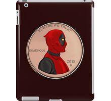 Deadpool Penny 03 iPad Case/Skin