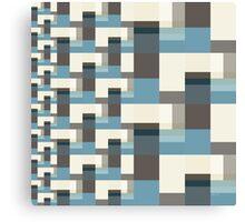 Colorations Canvas Print