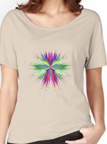 Splash of Paint Women's Relaxed Fit T-Shirt