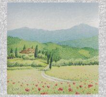 Tuscan Vineyard, Tuscany, Italy One Piece - Long Sleeve