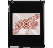 Rings of Color Abstract Graphic iPad Case/Skin