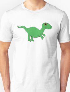 Tiny velociraptor Unisex T-Shirt