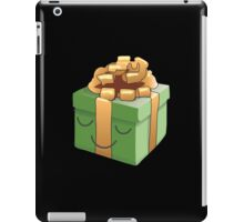 A Smiling Gift. iPad Case/Skin