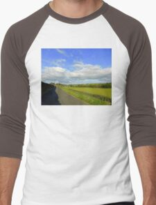 An August Evening........................Ireland Men's Baseball ¾ T-Shirt