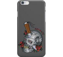 Terminator T800 Tattoo Flash iPhone Case/Skin