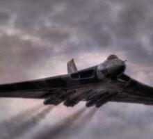 Avro Vulcan XH558 Sticker