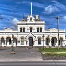 Clunes Historic Town Hall by Jason Ruth