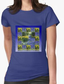 Keukenhof Gardens - Flower Lane Collage T-Shirt