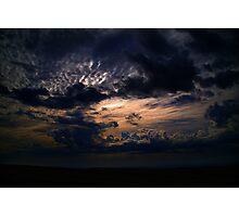 Moor Sky Photographic Print