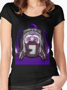 The little old layway Women's Fitted Scoop T-Shirt