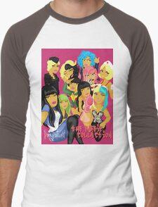 Barbie Collection Men's Baseball ¾ T-Shirt