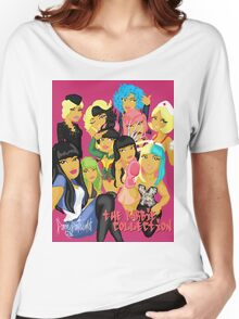 Barbie Collection Women's Relaxed Fit T-Shirt