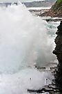 Wall of Water by bazcelt
