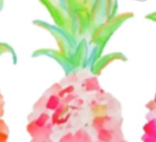 Cute Pineapples Sticker