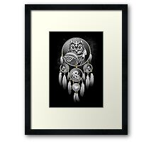 Bring the Nightmare Framed Print