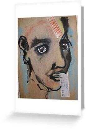 Face, Bernard Lacoque-21 by ArtLacoque