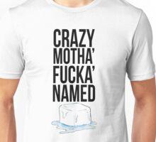 Ice Cube Black Unisex T-Shirt